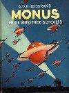 boek: Monus en de vliegende schotels