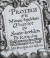 Titelprent Proteus